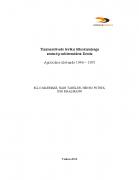 Tuumarelvade leviku tõkestamisega seotud probleemidest Eestis