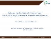 Prantsusmaa radioaktiivsete jäätmete lõppladustamise strateegia