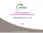 CSA lõppladustuspaik: seire ja järelevalve