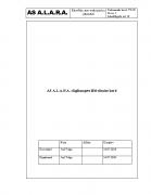 AS A.L.A.R.A. riigihangete läbiviimise kord